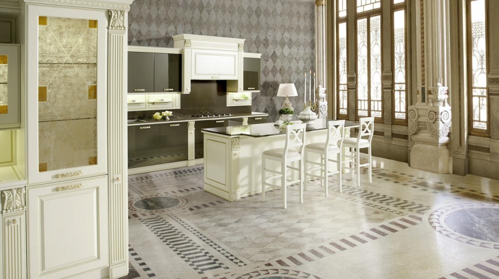 Veneta Cucine Mirabeau Prezzo.Cucine Classiche Chioggia Sottomarina E Padova