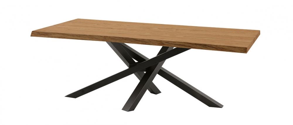 Tavoli e sedie chioggia sottomarina e padova mobilveneto s r l - Tavolo legno e acciaio ...